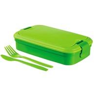 Pojemnik  śniadaniowy (zielony) LUNCH & GO Curver