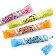 Zakreślacze Cukierki (4 szt.) Candy Stripes Mustard