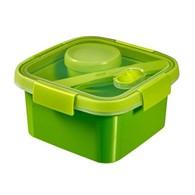 Pojemnik na lunch (1,1 L) Smart To Go Curver (zielony)