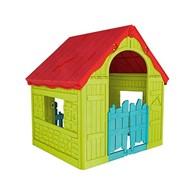 Domek dla dzieci (zielony) Foldable Play House Keter