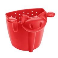 Zaparzaczka do herbaty (czerwona) Mimmi Koziol