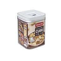 Pojemnik na produkty sypkie 1,3 l (biały) GRAND CHEF CUBE Curver