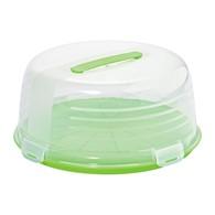 Pojemnik na tort (zielony) Curver